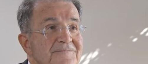 Romano Prodi, ex Presidente del Consiglio.