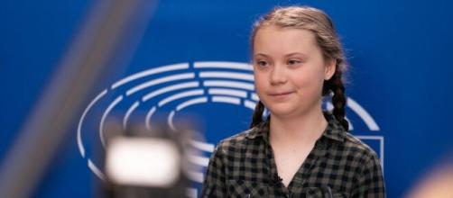 "Greta Thunberg devenue ""spécialiste des maladies infectieuses"" sur CNN - photo intervention"