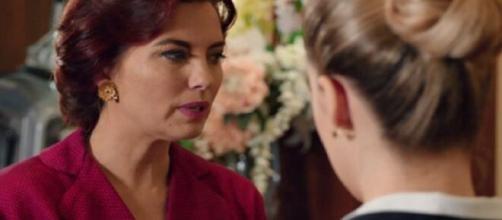 Il Paradiso delle signore, trame di giovedì 21/05: Angela lavora per Adelaide.