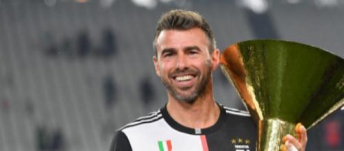 Juventus, l'ex Barzagli potrebbe affiancare Allegri quando siederà su un'altra panchina
