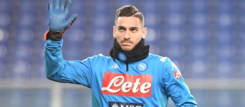 L'Inter vorrebbe Alex Meret per il dopo Handanovic.