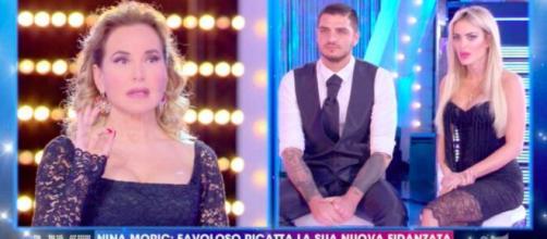 Luigi Favoloso e Elena Morali a Live non è la D'Urso