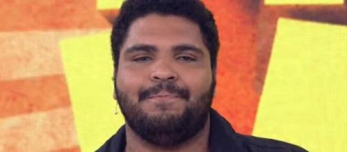 Paulo Vieira foi dispensado do programa 'Se Joga'. (Reprodução/TV Globo)