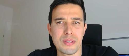 Thiago Salvático, namorado de Gugu, dá a sua primeira entrevista televisionada. ( Arquivo Blasting News )
