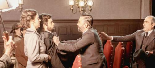 Una Vita, trame Spagna: Felipe accusa Velasco di aver manipolato il processo di Genoveva.