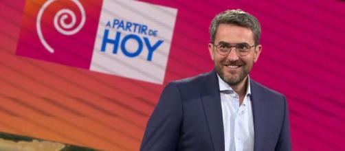 `A partir de hoy´ es cancelado y Maximo Huerta no esta de acuerdo