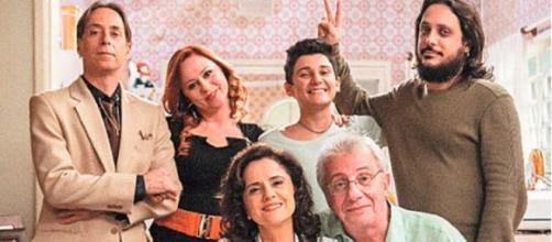 A série obteve uma grande aceitação pelo público, ficando vários anos no ar. (Reprodução/TV Globo)