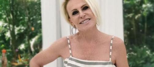 Ana Maria Braga desmente fake news sobre a sua saída da Globo. (Arquivo Blasting News)