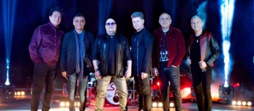 Banda Roupa Nova aceita convite e fará live com Daniel. Foto: Arquivo Blasting News