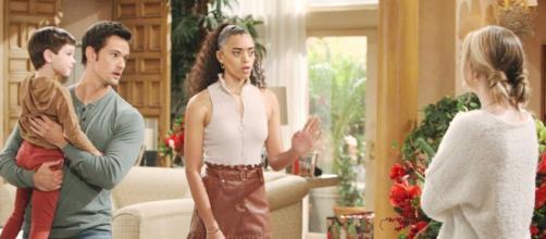 Beautiful, anticipazioni al 6 giugno: Hope pretende da Zoe spiegazioni su Beth.