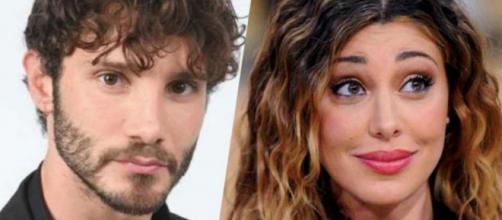 Belen Rodriguez e Stefano De Martino distanti per lavoro: lei abbraccia Elodie su IG.