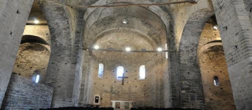 El monasterio de Sant Pere de Casserres fue escenario de rituales satánicos