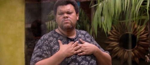 'Família, vocês são fechamento', declara Babu. (Reprodução/TV Globo)