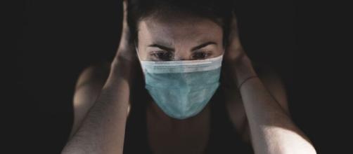 La quarantena avrebbe causato un aumento dei disturbi da stress, ansia e depressione.