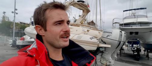 Max Fercondini comenta a respeito da sua vida à bordo de um veleiro. (Arquivo Blasting News)