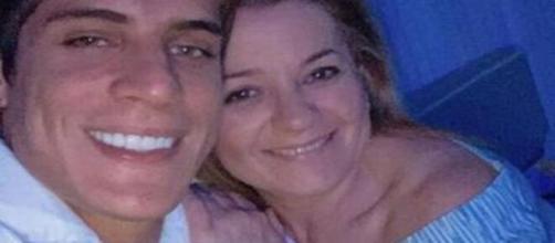 Namorado da mãe de Neymar Jr, Tiago Ramos, é acusado de agredir ex na Espanha. (Reprodução/Instagram)