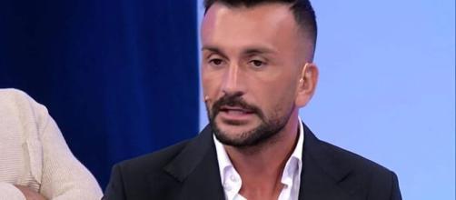 Nicola Panico sulla gravidanza dell'ex Sara Affi Fella: 'Felice quando nasce un bambino'.