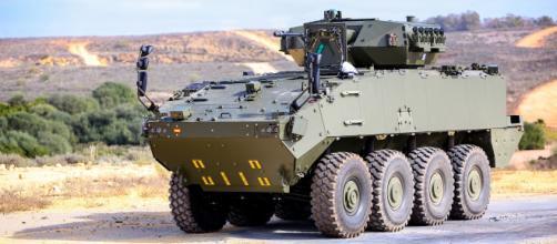 Programas militares vitales como el 8x8 Dragón vuelven para reactivar la economía por la crisis del Coronavirus