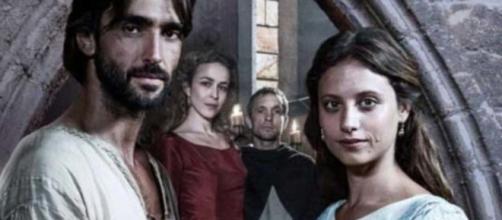Spoiler La Cattedrale del Mare: Bernat e Francesca si sposano.