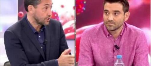 Televisión: Javier Ruiz calla a Javier Negre en directo