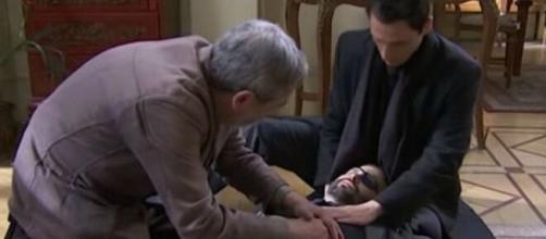 Una Vita, anticipazioni: Felipe rischierà di morire.