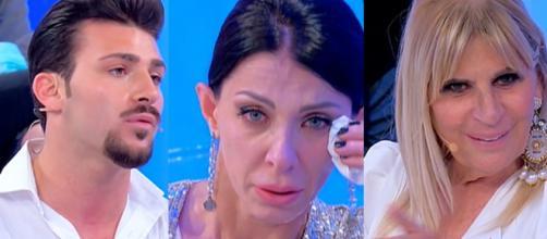 Valentina Autiero piange a Uomini e donne, perché rifiutata da Nicola Vivarelli per Gemma Galgani. Blasting News