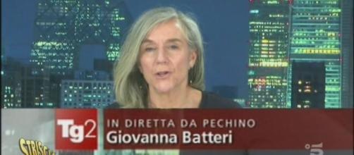 Giovanna Botteri nel mirino di Striscia la Notizia.