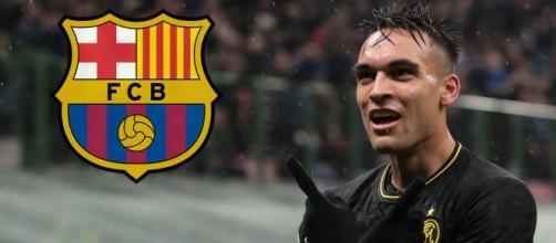 Il Barcellona preme per soffiare Lautaro all'Inter