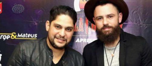 Jorge & Mateus fazem live neste sábado a partir das 17h. (Arquivo Blasting News)