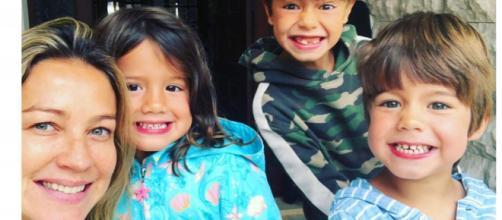 Luana Piovani proíbe Pedro Scooby de viajar com os filhos. (Arquivo Blasting News)