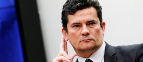 Sergio Moro concedeu entrevista à Revista Veja. (Arquivo Blasting News).
