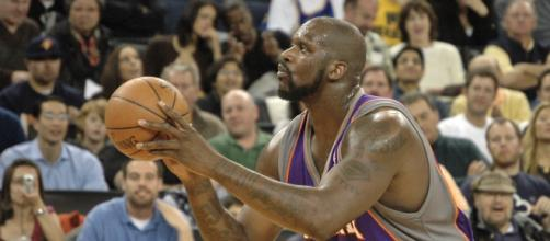 Shaquille O'Neal was a 15-time All-Star. [Image Source: Flickr | Jim Goff]