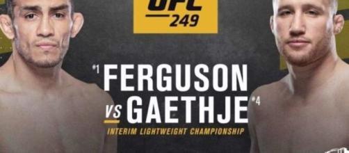 UFC 249: Ferguson vs Gaethje il 10 maggio su DAZN