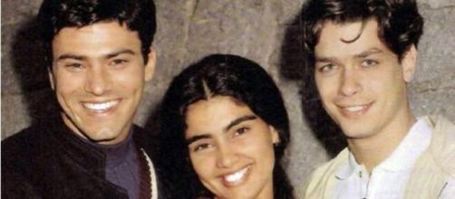 A novela fez um grande sucesso em 1993. (Reprodução Rede Globo)