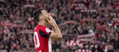 Aduriz se retira como una de las leyendas del Athletic de Bilbao - tribunanoticias.mx