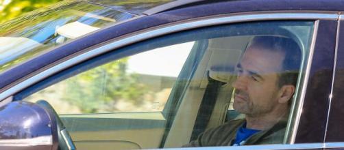 Alejandro Lequio visita de manera habitual a la presentadora de televisión en este duro momento