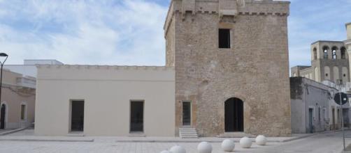 Brindisi, la delegazione comunale trasferita nell'antica torre Sant'Anastasio a Tuturano.