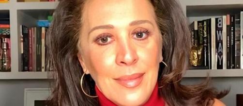 Claudia Raia usou as redes sociais para contar o fato aos seguidores. (Reprodução/Instagram/@claudiaraia)