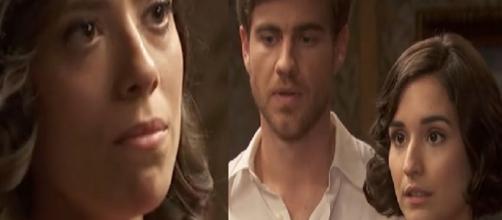Il Segreto, trame Spagna: Rosa chiede a Marta di essere la sua madrina di nozze.