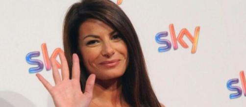 Ilaria D'Amico, giornalista di Sky Sport.