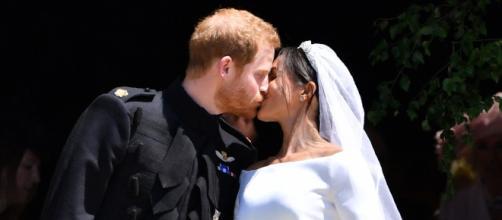 Meghan Markle: nessun augurio dalla royal family per il suo anniversario di matrimonio.