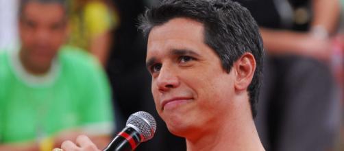 O Global Márcio Garcia se encontra hospitalizado após um acidente doméstico. (Reprodução/TV Globo)
