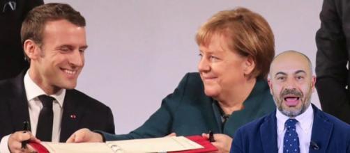 Recovery Fund, Paragone boccia la proposta di Merkel e Macron.