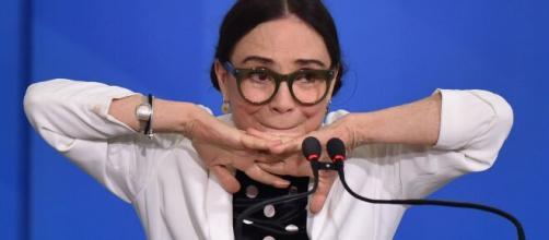 Regina Duarte deixou a Secretaria da Cultura após pouco tempo no cargo. (Arquivo Blasting News)