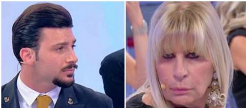 Uomini e Donne, Gianni Sperti malizioso su Gemma Galgani.