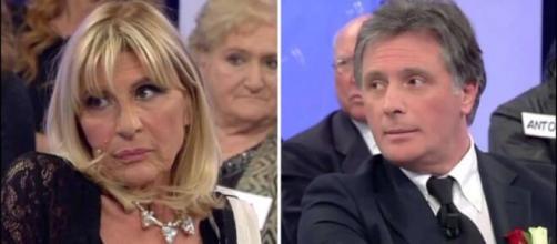 Uomini e donne, Giorgio Manetti attacca la ex Gemma Galgani.
