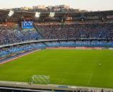 Nella foto lo Stadio San Paolo di Napoli.