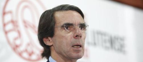 Aznar, angustiado pronostica decrecimiento en la economía española. - elnacional.cat