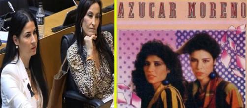 Azúcar Moreno saltan al ruedo político por su comparación con unas diputadas de VOX