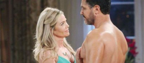Beautiful, trame dal 25 al 30 maggio: lo Spencer non cede al corteggiamento della Fulton.